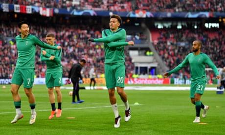 Ajax v Tottenham Hotspur: Champions League semi-final, second leg – live!