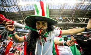 Iran fan