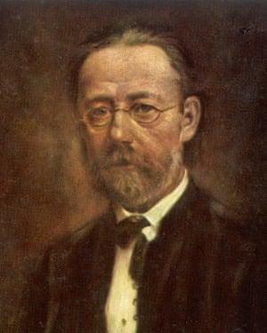 Czech composer Bedrich Smetana