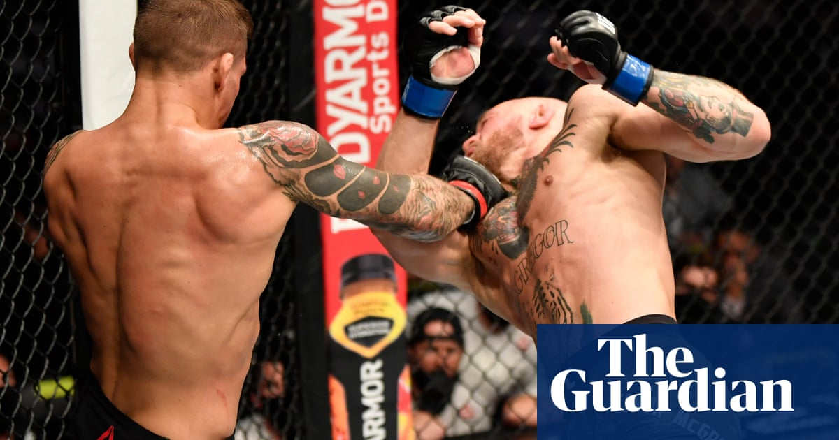 Dustin Poirier blasts Conor McGregor in Abu Dhabi to plot new UFC title shot