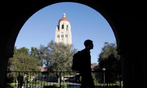 Stanford University tops the 2017 employability table.