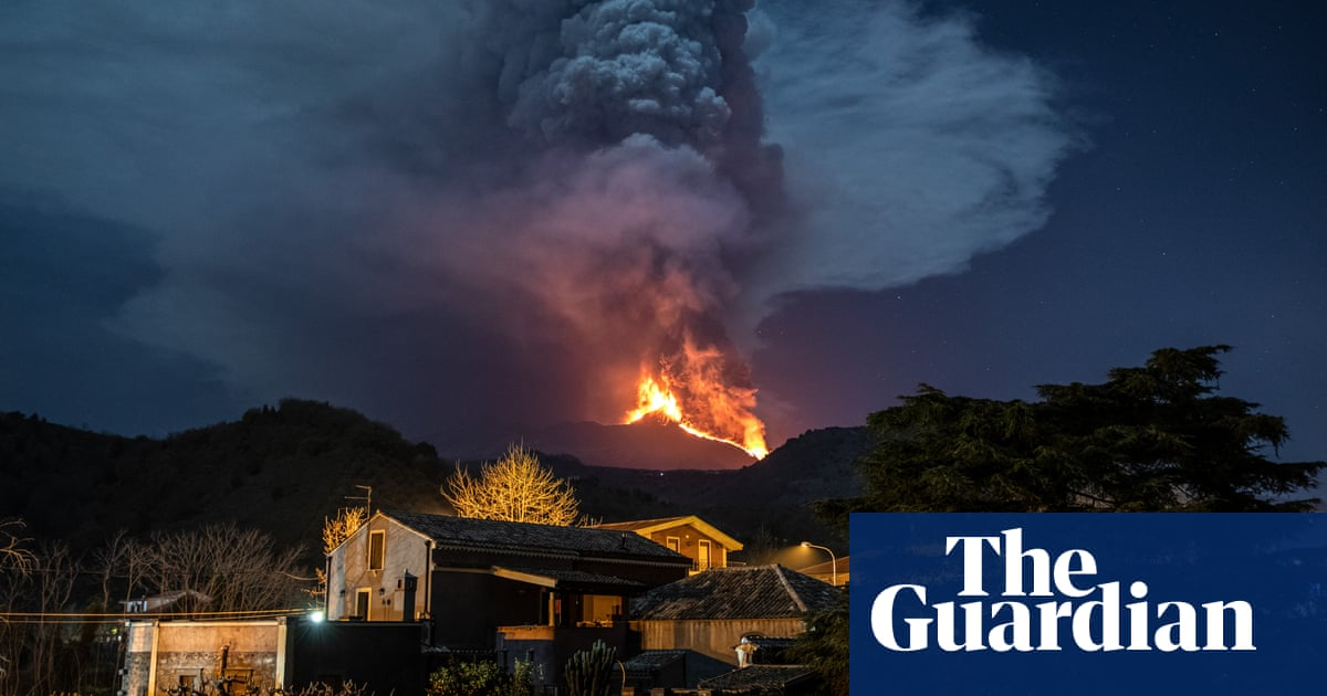 'We monitor its every breath': inside Mount Etna's war room