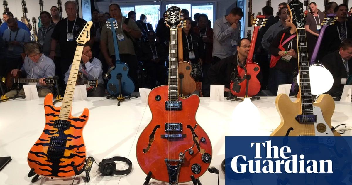 Whole lotta debt: can Gibson guitars strike a chord again? | Music ...