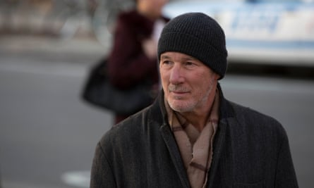 Richard Gere in Oren Moverman's film Time out of Mind