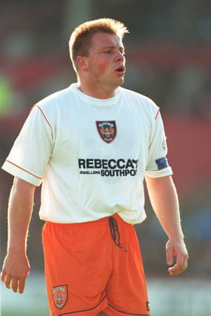 Andy Morrison, Blackpool's captain under Sam Allardyce, says: 'He finds a way to win with the players he's got.'<br>
