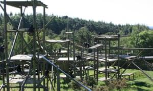 Hananya's Enclosure, Monkey World