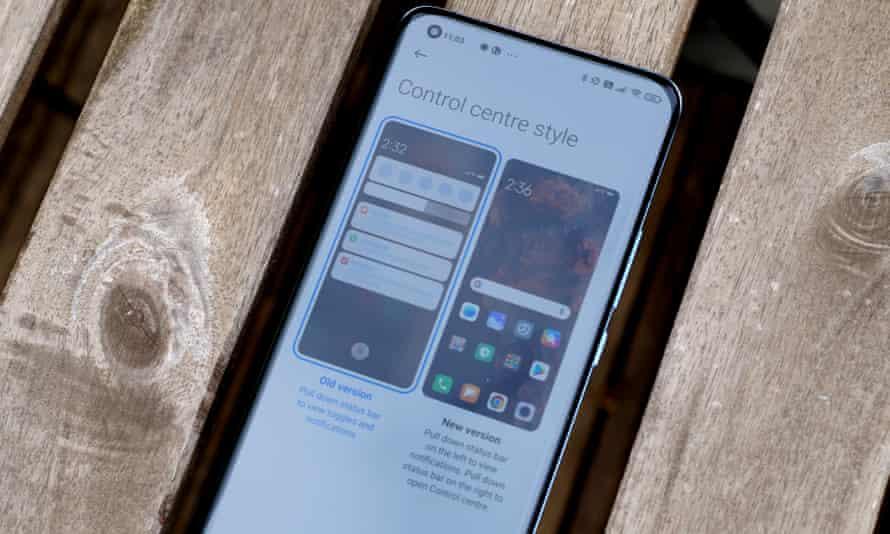Revisión del teléfono Xiaomi Mi 11