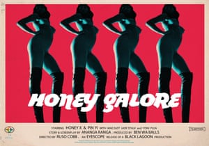 The Suggestionists: Honey Galore