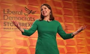 Jo Swinson launches the Liberal Democrat manifesto