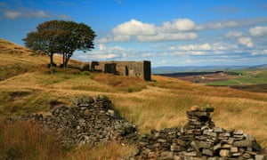 Top Withens West Yorkshire Wuthering Heights