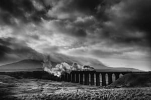 Ribblehead, North Yorkshire | Brian Nunn | Lines in the Landscape winner