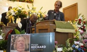 Antonio Bosco speaks about Margie Reckard.