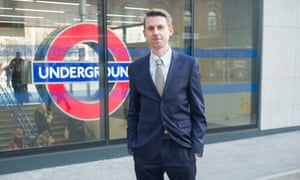 Does the commute suit come with a commuter belt? Tim Jonze tries out Topman's Travel Series.