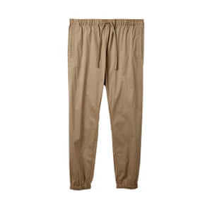 Cuffed trousers, £55, cosstores.com