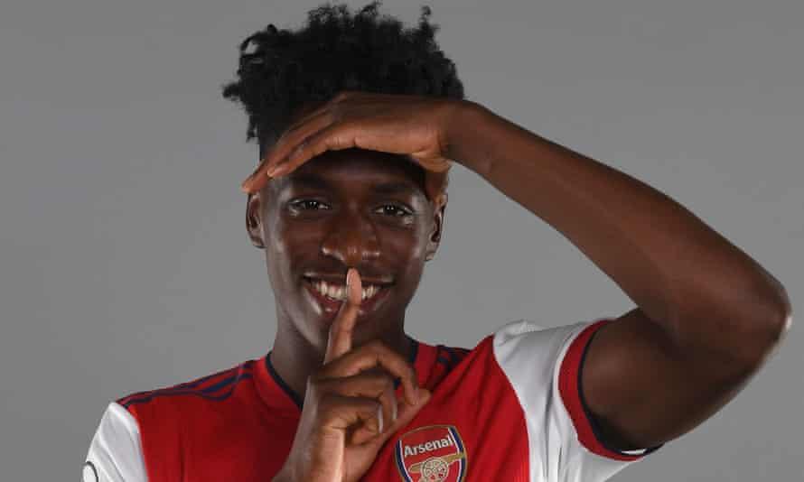 A very intelligent player' – Arsenal complete Albert Sambi Lokonga deal |  Arsenal | The Guardian