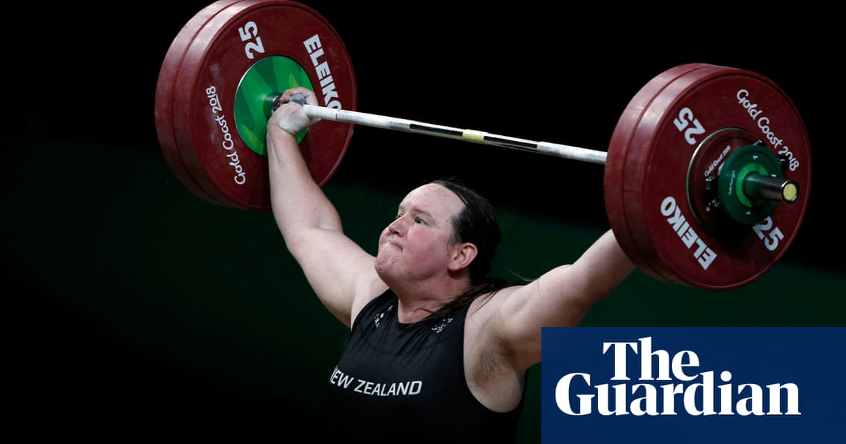 Weightlifter Laurel Hubbard will be first trans athlete to compete at Olympics