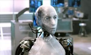 Sonny from I, Robot.