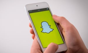Snap Inc says more than 60% of British smartphone users aged between 13 and 34 use Snapchat.