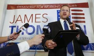 Democrat James Thompson