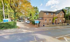 Nascot Lawn children's centre, Hertfordshire.