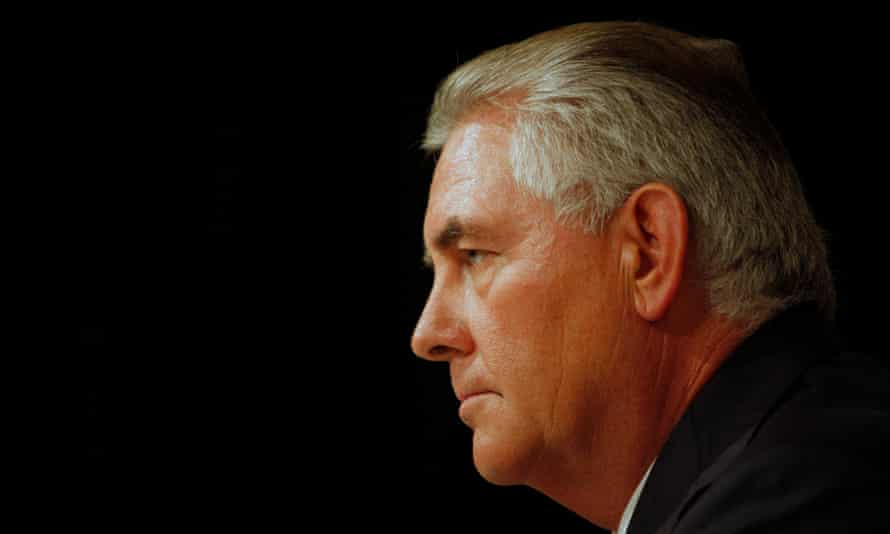 Exxon Mobil CEO Rex Tillerson is reportedly a top contender for secretary of state.