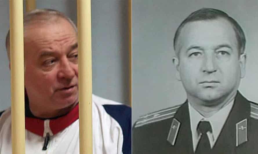 Sergei Skripal composite