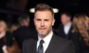 Gary Barlow: 'I'd love to be taller.'