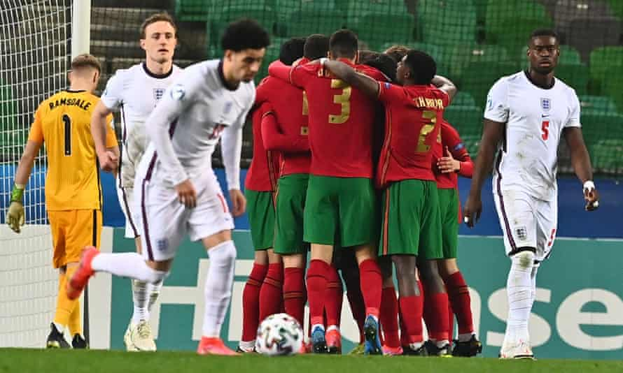 Portugal v England U21s