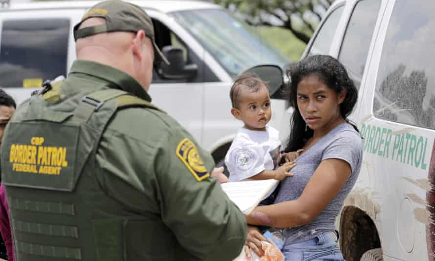 'You don't have to be a parent to be appalled by the screams of toddlers as they are forcibly separated from their parents.'