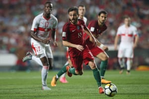 Since making his international debut in 2015, Bernardo Silva has emerged as one of Portugal's most important players.