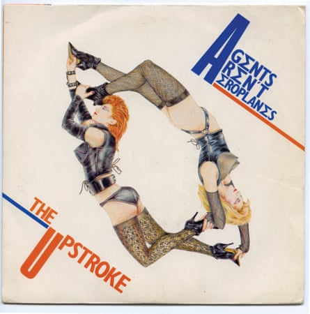 The Upstroke by Agents Aren't Aeroplanes peaked at No 93 in May 1984