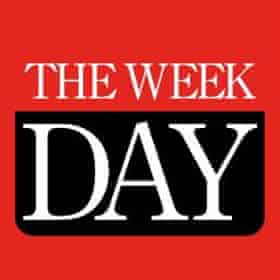 The WeekDay app