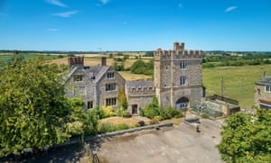Fantasy Castles: Helmdon, Northamptonshire