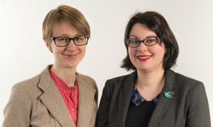 Clare Phipps, left, and Sarah Cope