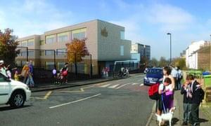 Paxton primary school