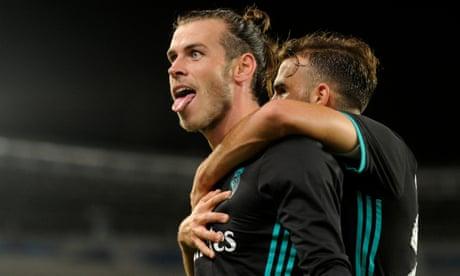 Gareth Bale seals Real Madrid victory over Real Sociedad in La Liga