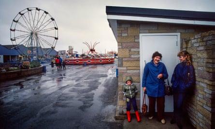 The fairground.