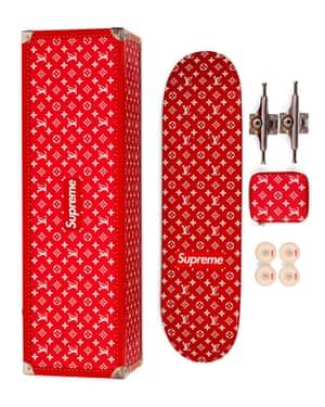Louis Vuitton Monogram deck.