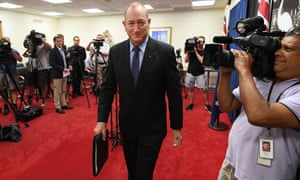 Senator Fraser Anning has been widely condemned for blaming the New Zealand terrorist attack on Muslim immigration.