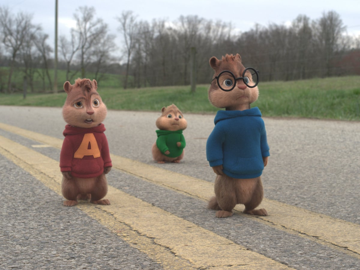 Alvin And The Chipmunks The Road Chip Review Marx Ish Zeal For Chaos Film The Guardian