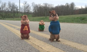 Alvin, Theodore and Simon in Alvin and the Chipmunks: The Road Chip.