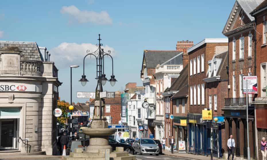 High Street, Sevenoaks, Kent
