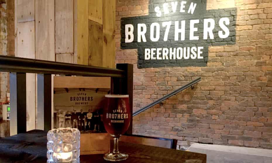 Seven Bro7hers Beerhouse, Manchester