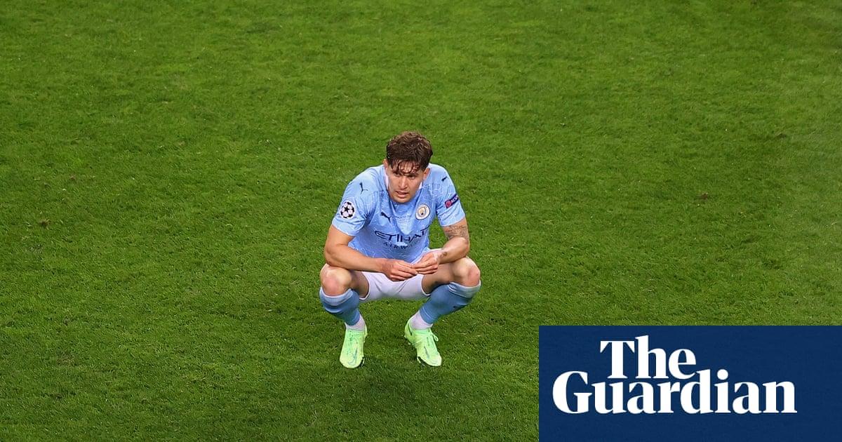 John Stones shone for Manchester City last season. Now he's shut out