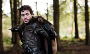 Richard Madden is a magnet for spoilers, as we found out from his days as Robb Stark in Game of Thrones.