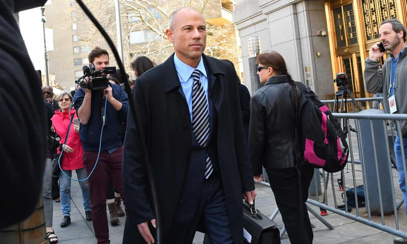 Stormy Daniels lawyer predicts Michael Cohen will 'flip' on Trump