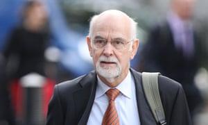 Former Sun political editor Trevor Kavanagh.