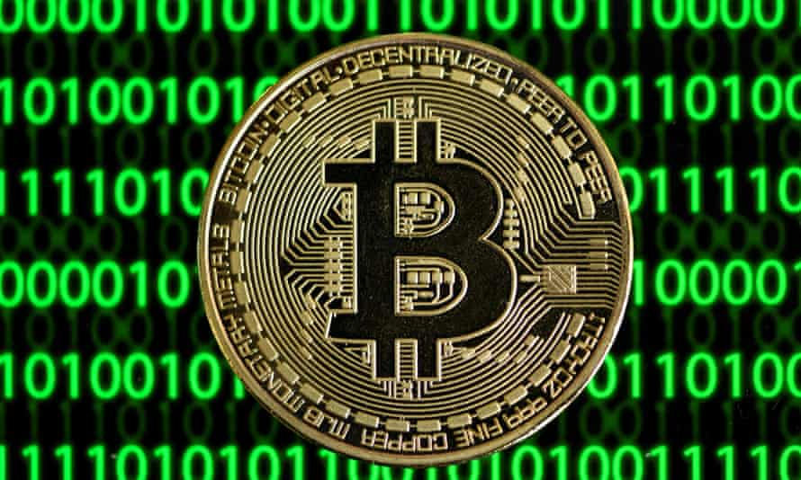 A Bitcoin and some bits