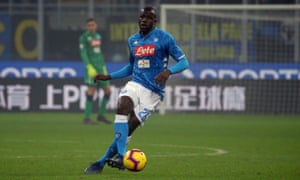 Kalidou Koulibaly – not a replicant. Or is he?