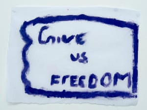 'Give us freedom': a Nauru detainee's plea